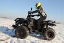 Linhai 300 4x4 / Winter test