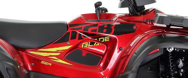 TGB  BLADE 600i SE 4x4 w nowej wersji kolorystycznej