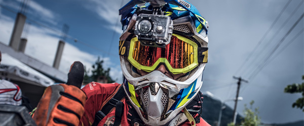 LS2 MX470 Subverter helmets winning in Albania Rally