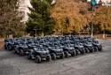 Access 650 LT w służbie żandarmeri Rumuńskiej
