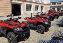Access MAX 800i ATV dla polskich strażaków