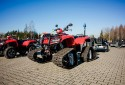Arctic Cat ATVs for Polish Firefighters
