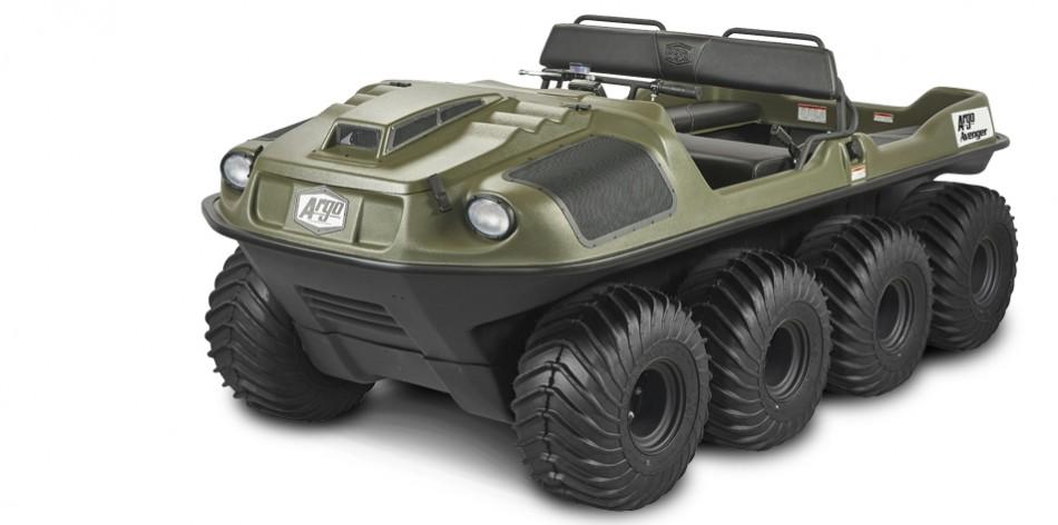 Avenger 8x8 ST