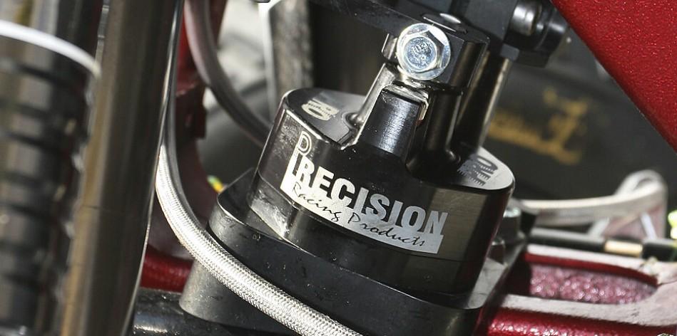 ATV Steering stabilizers / dampers