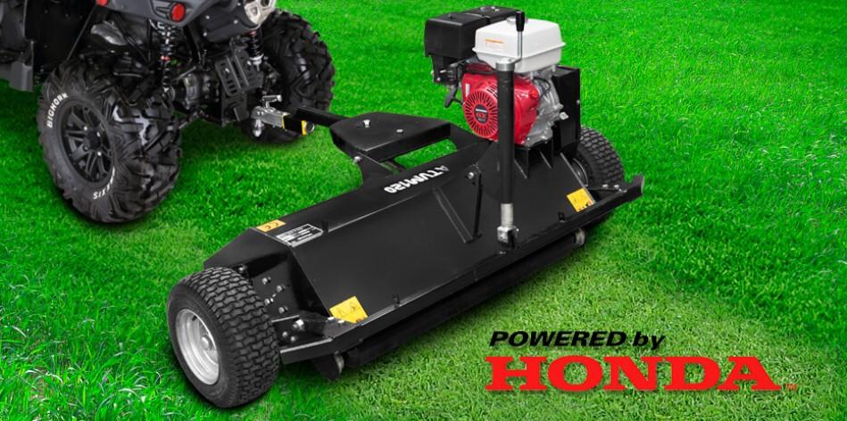 Kosiarka ATV z silnikiem Honda GX 390