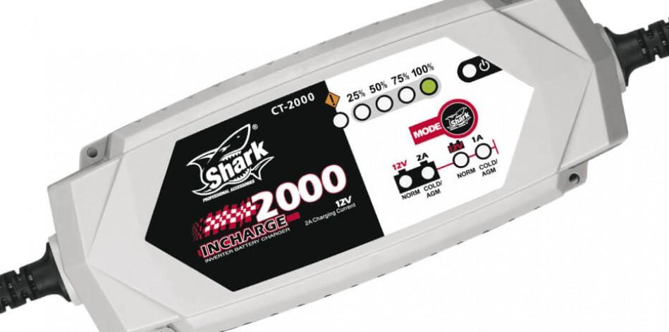 Automatyczna ładowarka akumulatorowa