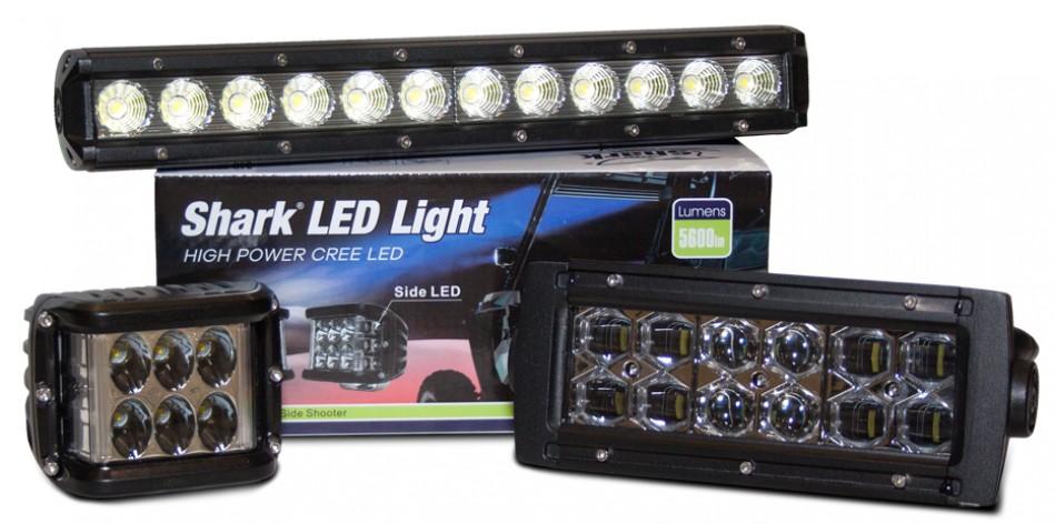 Światła i listywy LED