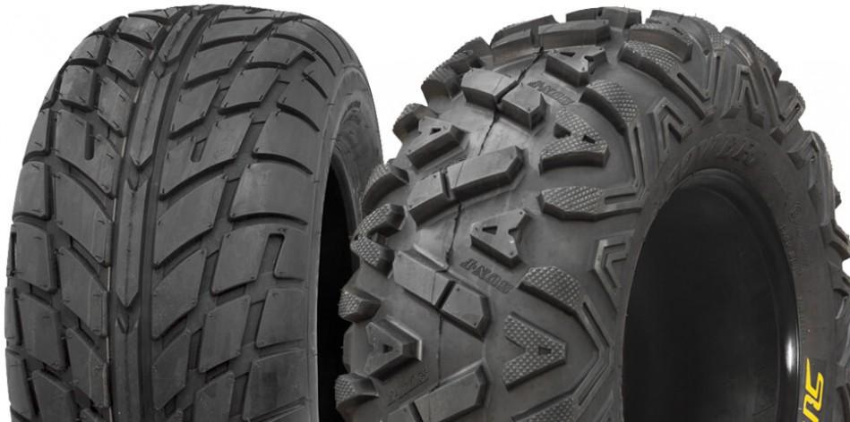 Utility ATV Tires