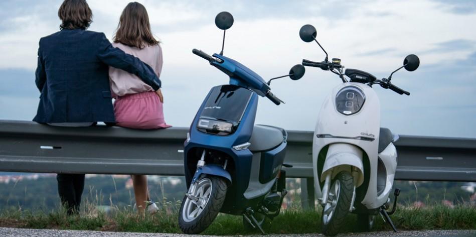 E-scooter Yadea